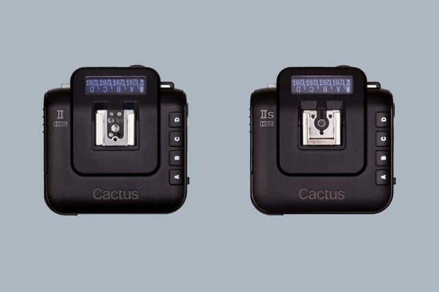 cactus v  ii offers high speed sync