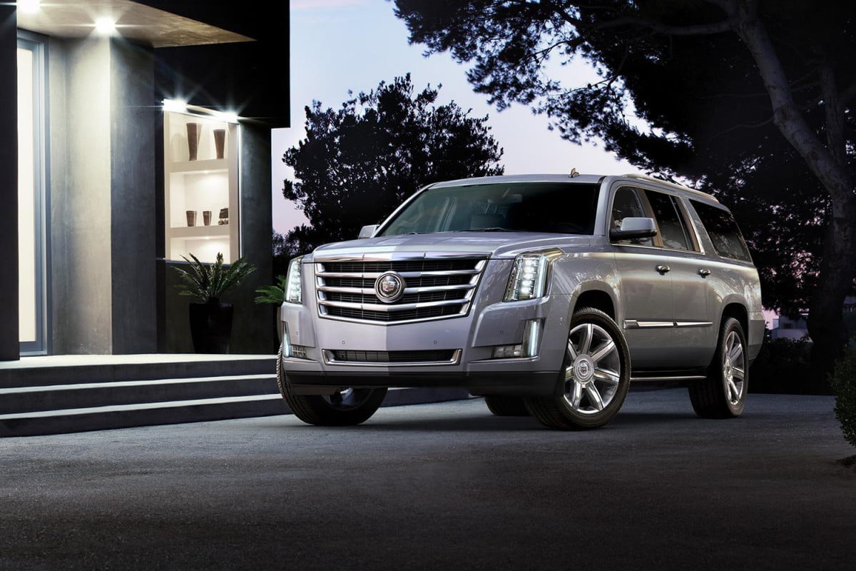 2015 cadillac escalade hybrid it could happen digital trends. Cars Review. Best American Auto & Cars Review