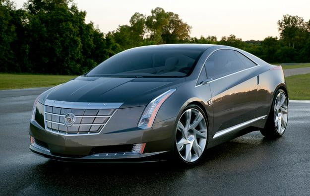 Cadillac ELR enters EV market in 2014, will share enhanced Chevy Volt powertrain