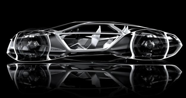 Cadillac's-crystal-ball-shows-self-driving-car-in-luxury-automaker's-future
