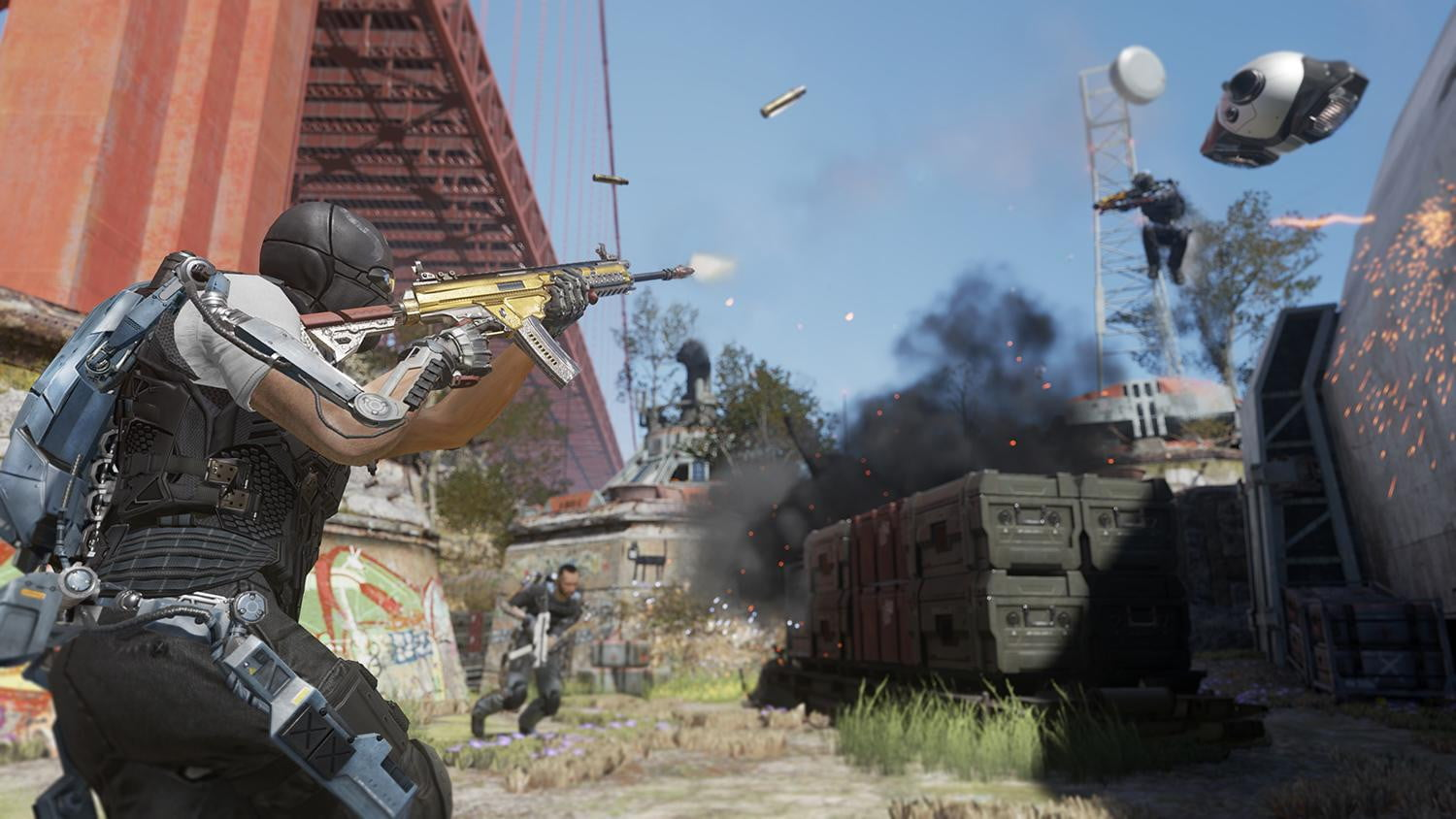 Call of duty advanced warfare with our definitive multiplayer guide