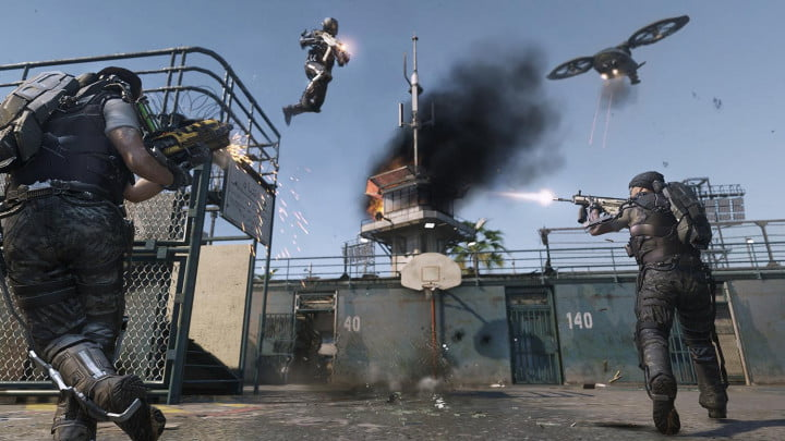 call duty advanced warfare multiplayer guide of