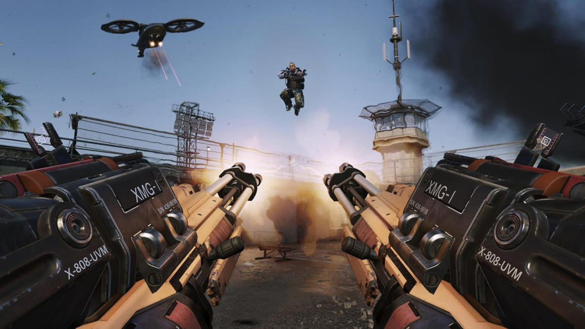 high moon studios porting call duty advanced warfare ps  xbox of first look