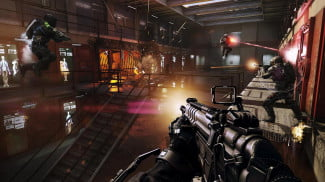 Call of Duty Advanced Warfare first look