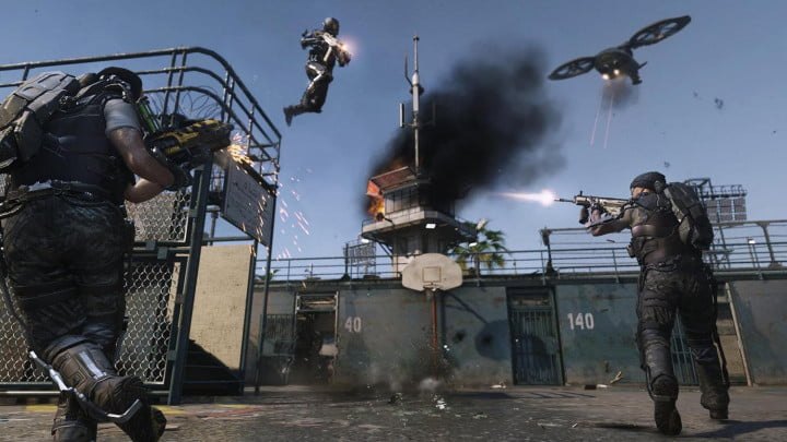 call of duty advanced warfare multiplayer preview first look
