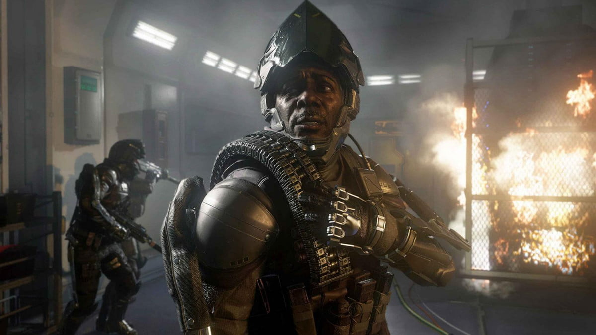 check call duty advanced warfares multiplayer reveal live gamescom  of warfare
