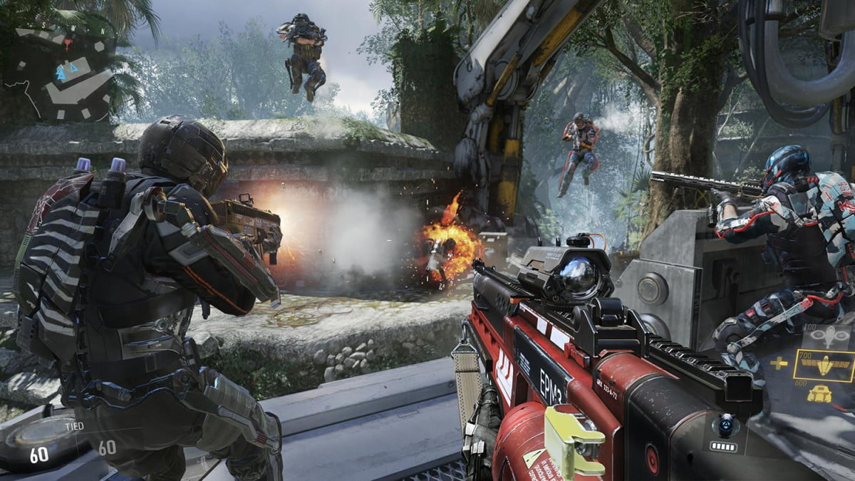 theres new free multiplayer mode snipers call duty advanced warfare of review instinct
