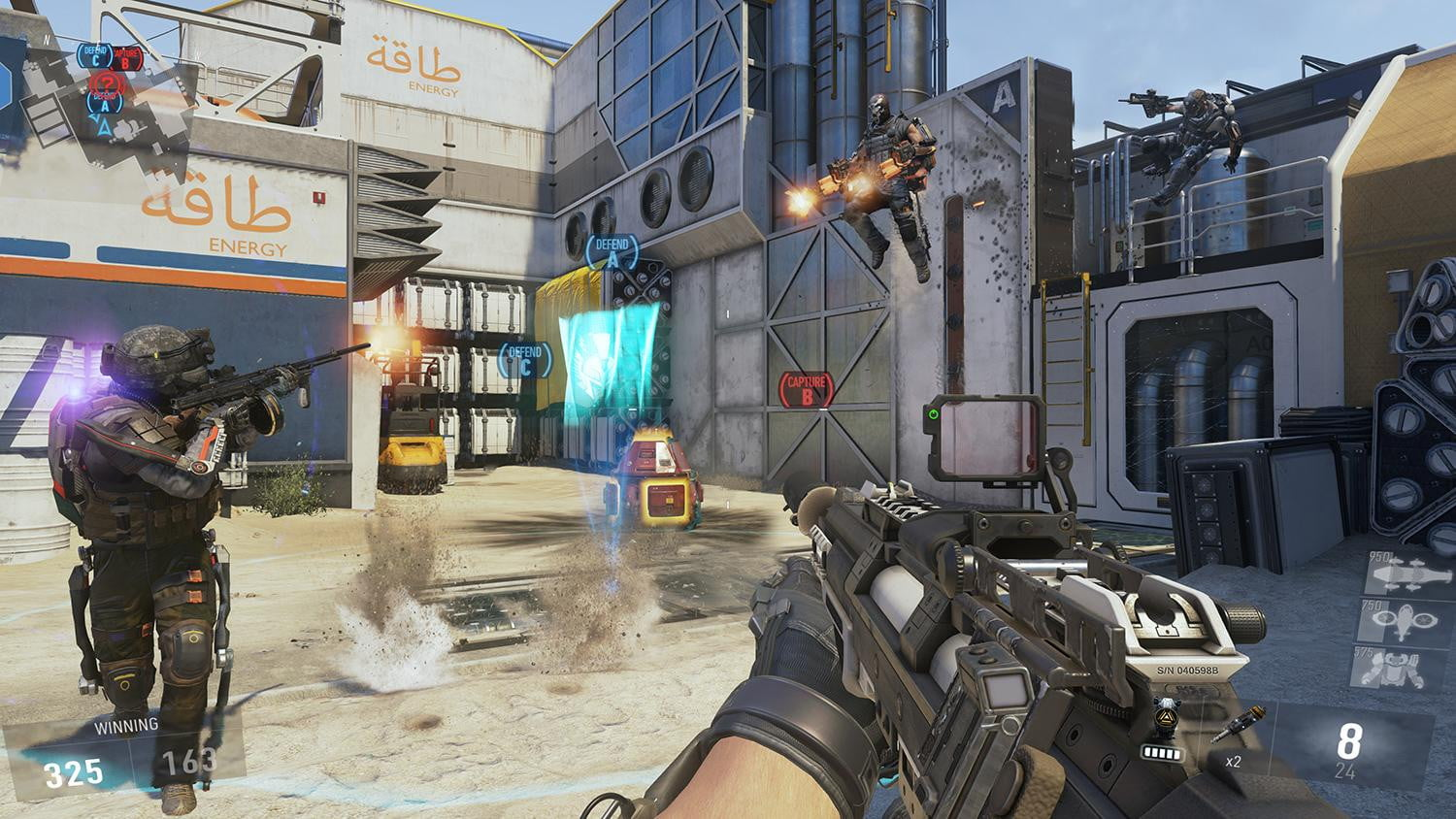 Related fresh but familiar advanced warfare is the best call of duty