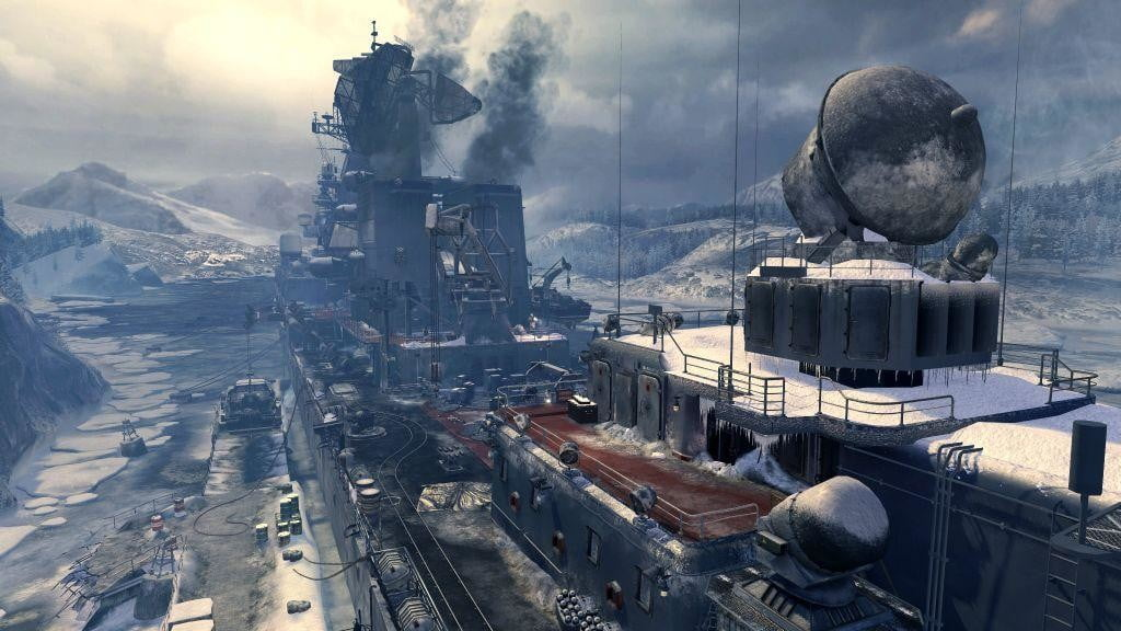Call of Duty Arctic Recon