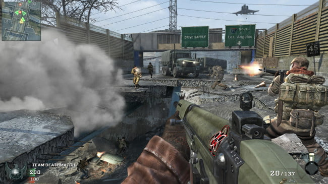 Call of Duty: Black Ops Convoy