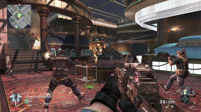 Call of Duty: Black Ops Hotel