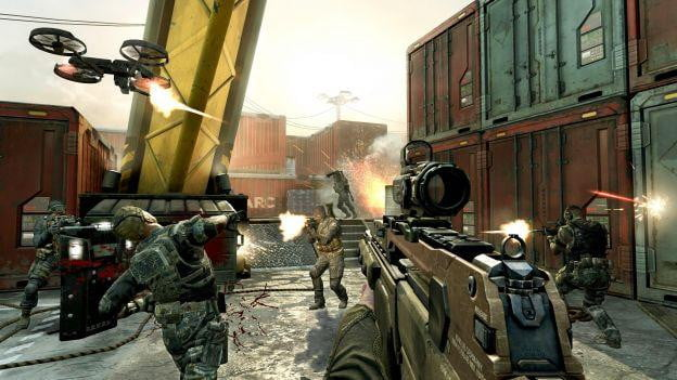 call of duty black ops  wii u multiplayer