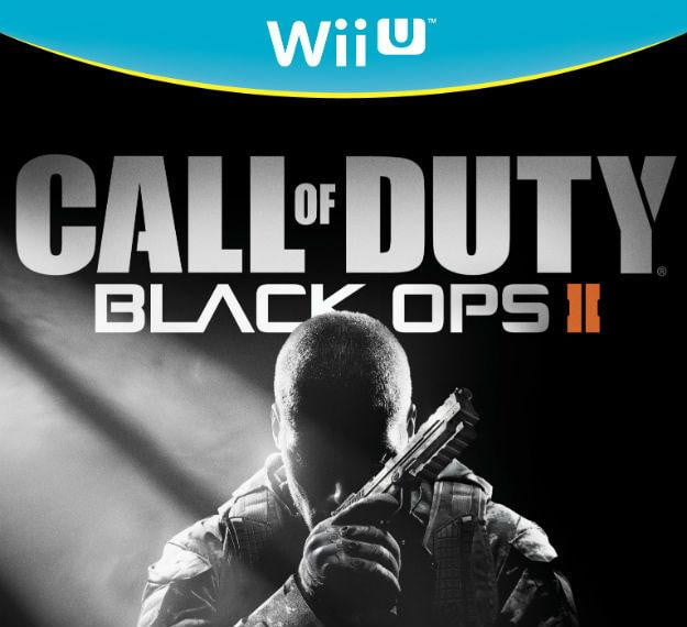 Call of duty black ops 2 wii u preview