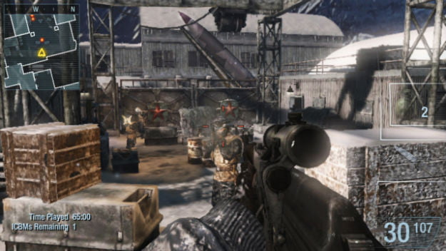 call of duty black ops ps vita review