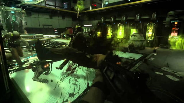 Call of Duty Exo Zombies Outbreak 2