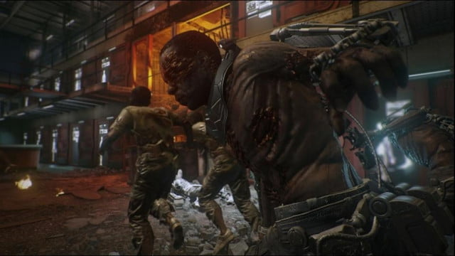 Call of Duty Exo Zombies Outbreak 3