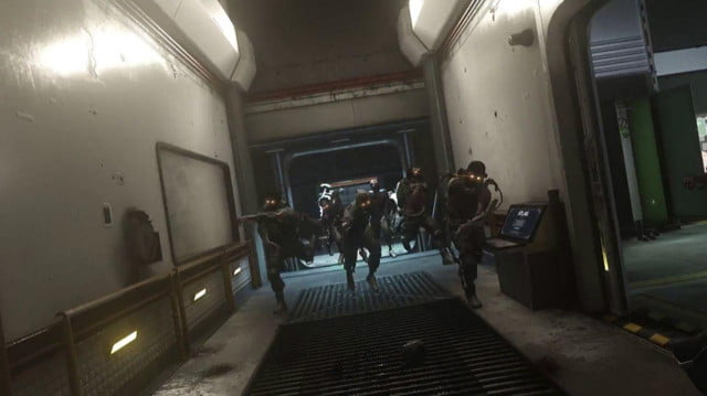 Call of Duty Exo Zombies Outbreak - 5