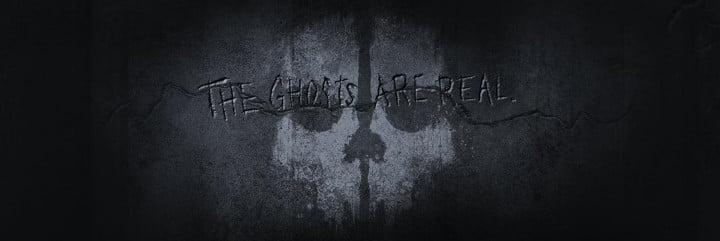 call of duty ghosts confirmed on official website with teaser image are real