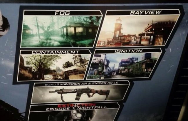 call duty ghosts receive onslaught dlc january  of ad