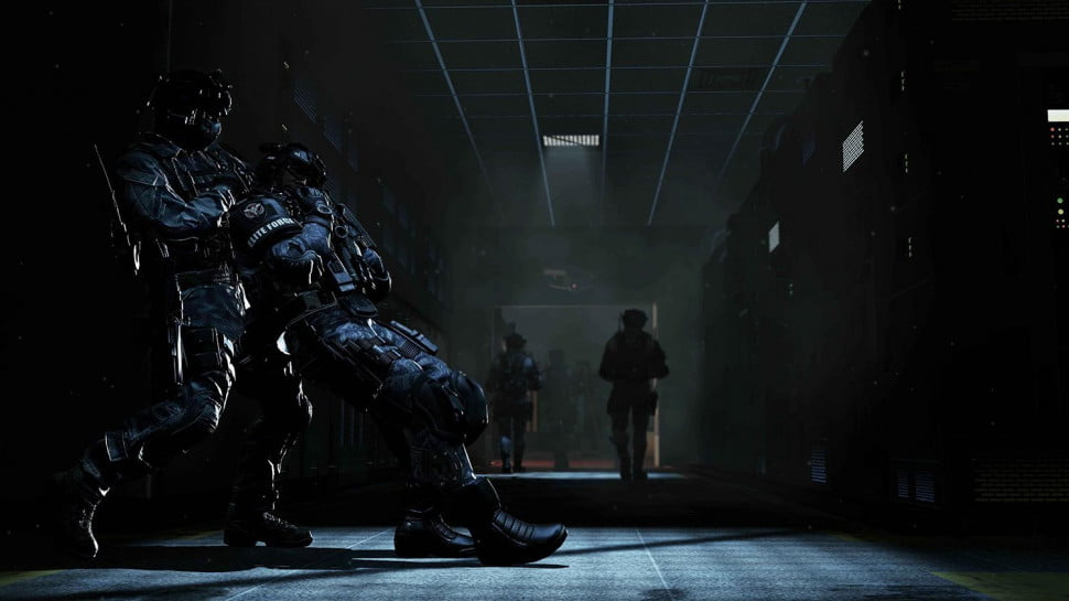 call of duty ghosts review shadows