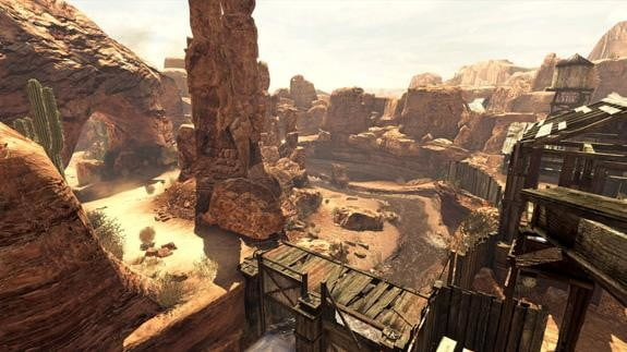 Call of Duty Modern Warfare 3 - Gulch