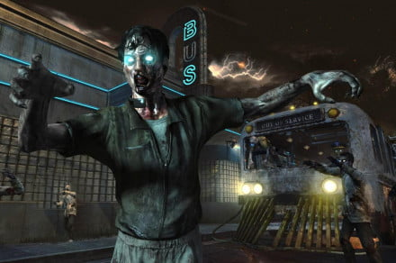 Call of Duty Zombies - Tranzit