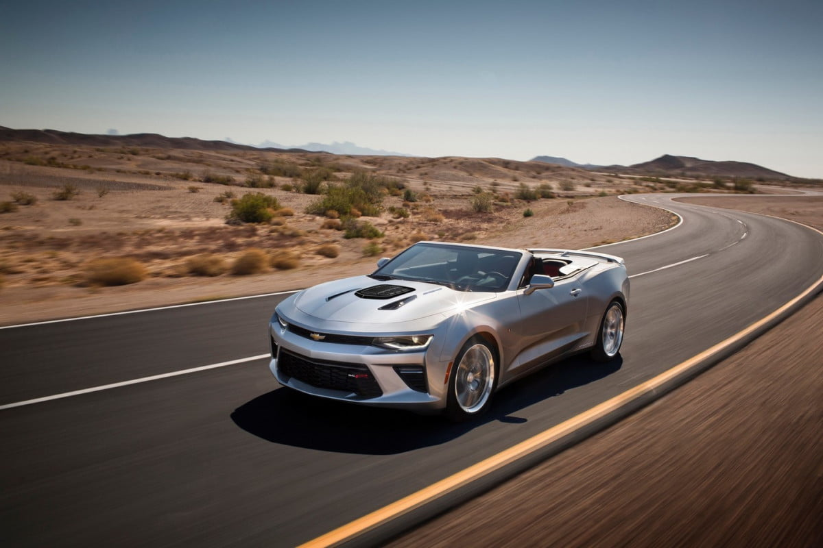 callaway chevrolet camaro news performance specs supercharged