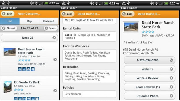 Camp-Finder-Android-apps-screenshot