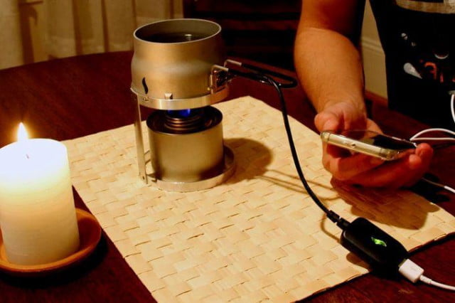 Candle charger, USB charger