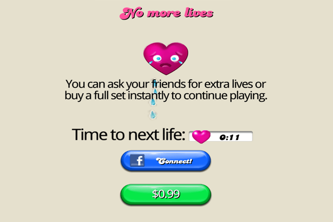 How to get free lives on Candy Crush