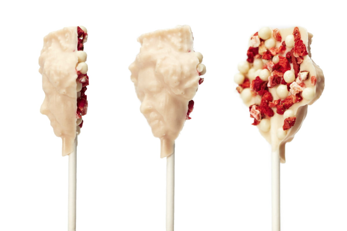candy mechanics wants to make queen shaped lollipops lollipop