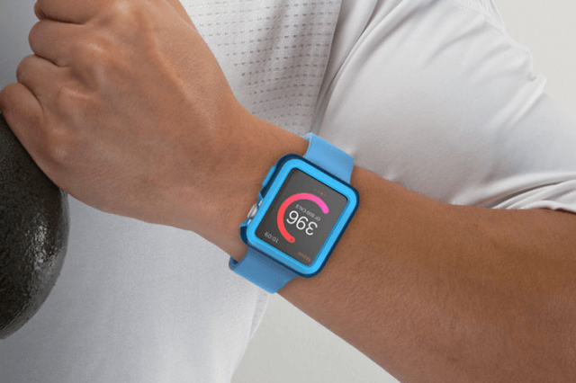 apple watch easy to steal reset candyshell fit