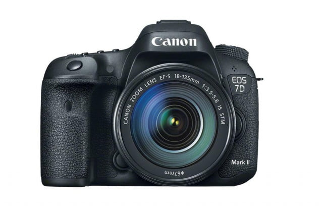 Canon 7D Mark II Front