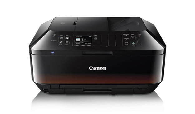 Canon introduces 4 new pixma home office inkjet printers for Best home office inkjet printer