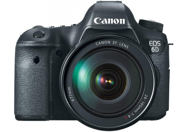 Canon EOS 6D dslr digital camera