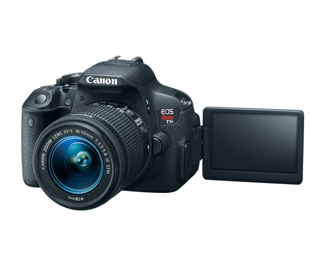 canon announces eos rebel t i