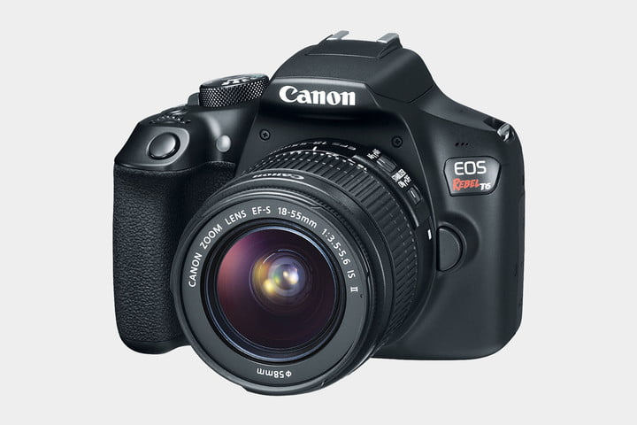 Canon EOS Rebel T6 Thumb