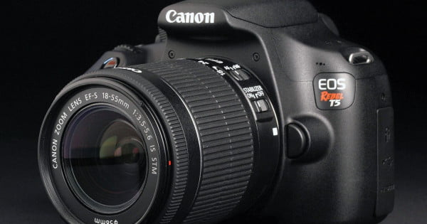 canon eos rebel t5 user manual