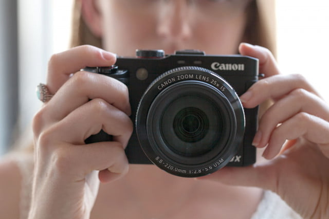 how we test digital cameras canon powershot g  x