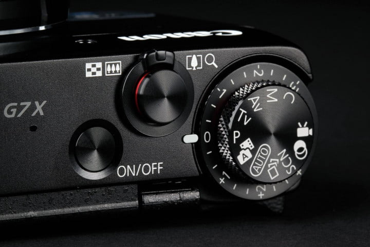 canon powershot g  x review dials