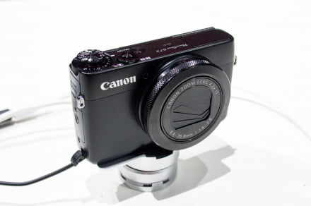The Canon G7 X combines the best of the G- and S-series cameras.
