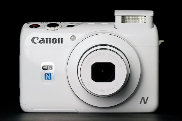 Canon N100 front