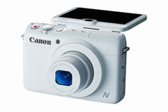 canon powershot n  review