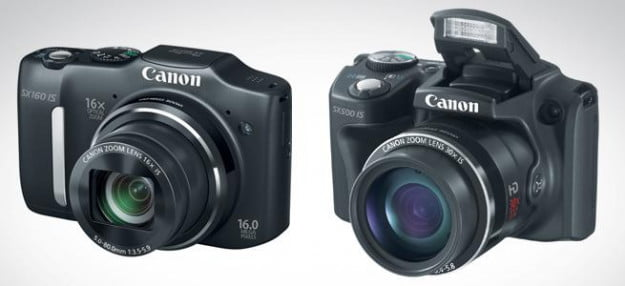 canon powershot new cameras sc500 is sx500