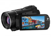 sony hdr cx  review canon vixia hf s