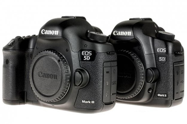 The next Canon 5D-series camera could have 4K video capability.