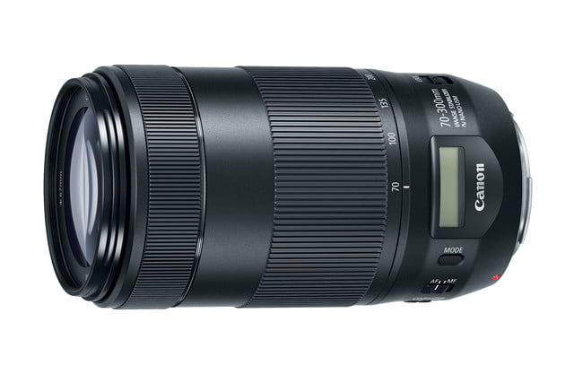 canon ef  mm lens with nano usm introduced hr is ii q cl