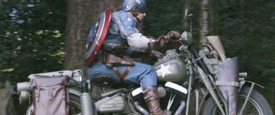 captain america images leaked online cap