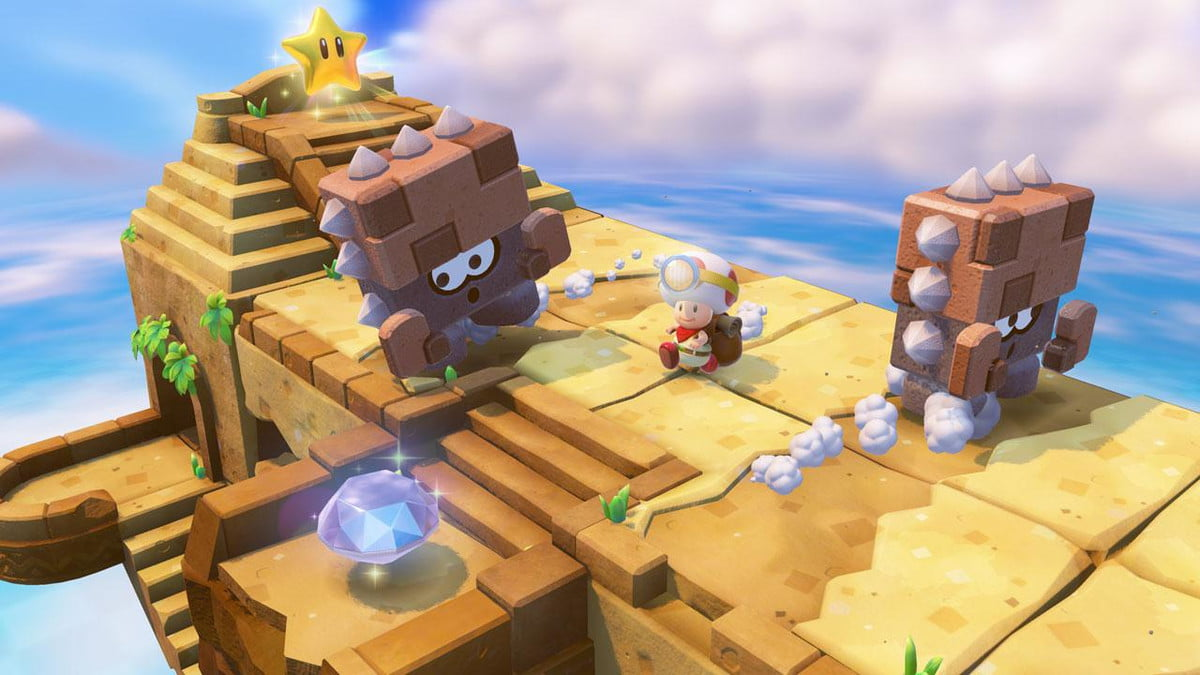 captain toad treasure tracker digs december  release