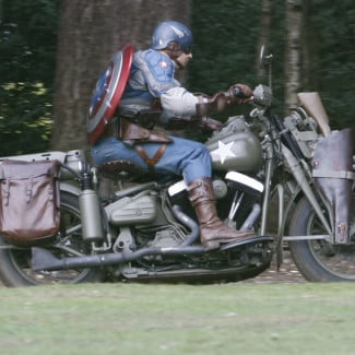 captainamericamotorcycle